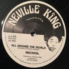 All Around The World – Nichol