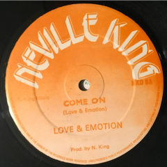 Come On – Love And Emotion