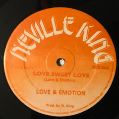 Love Sweet Love – Love And Emotion