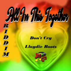 5 Don't Cry – Lloydie Roots