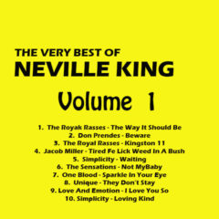 The Very Best Of Neville King Vol 1 – Various Artists