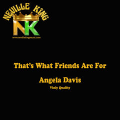 That's What Friends Are For – Angela Davis (Vinyl Quality)